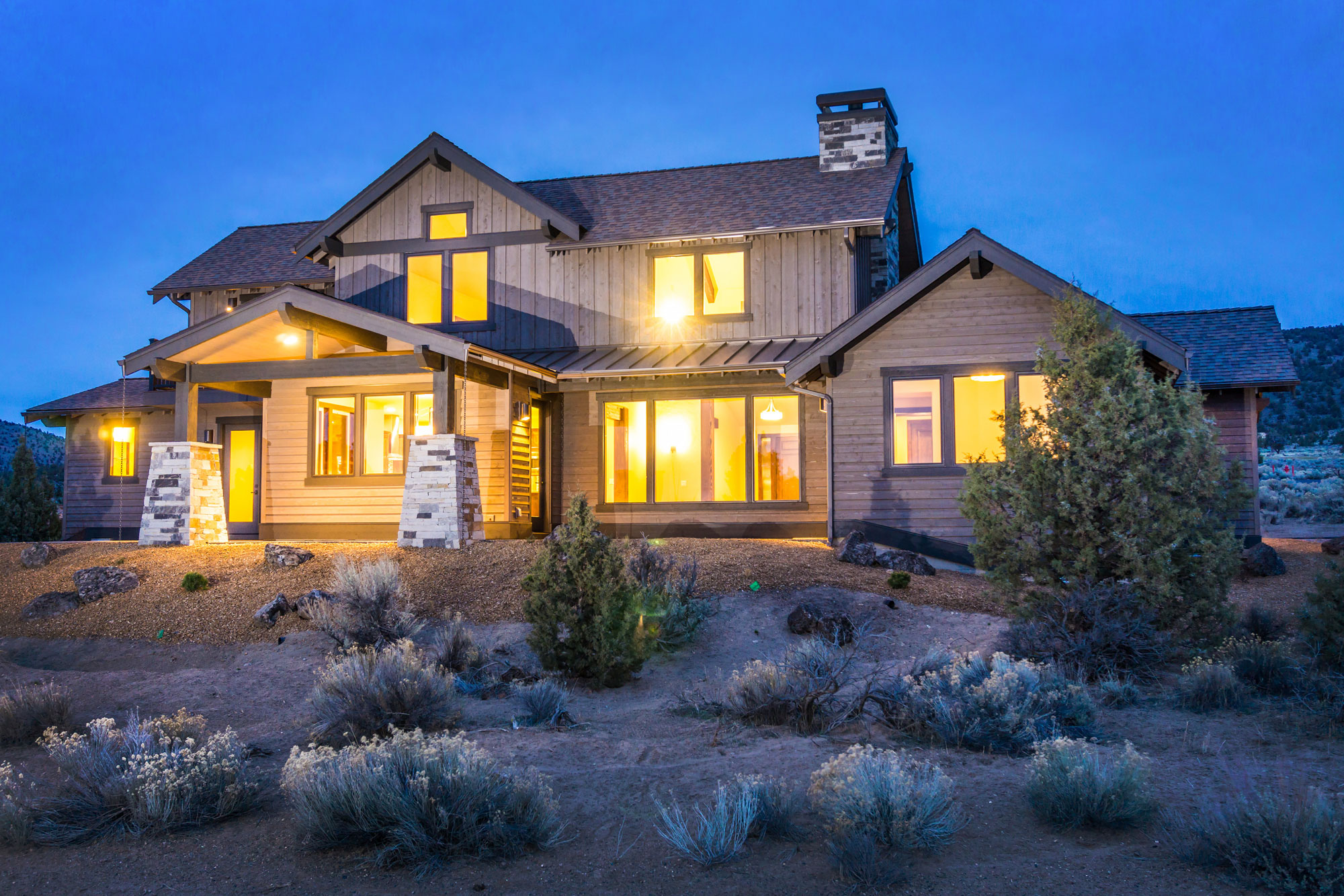 best home builders central oregon