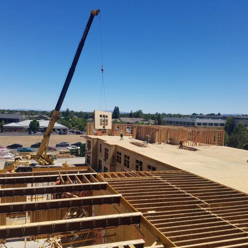 construction contractors central oregon