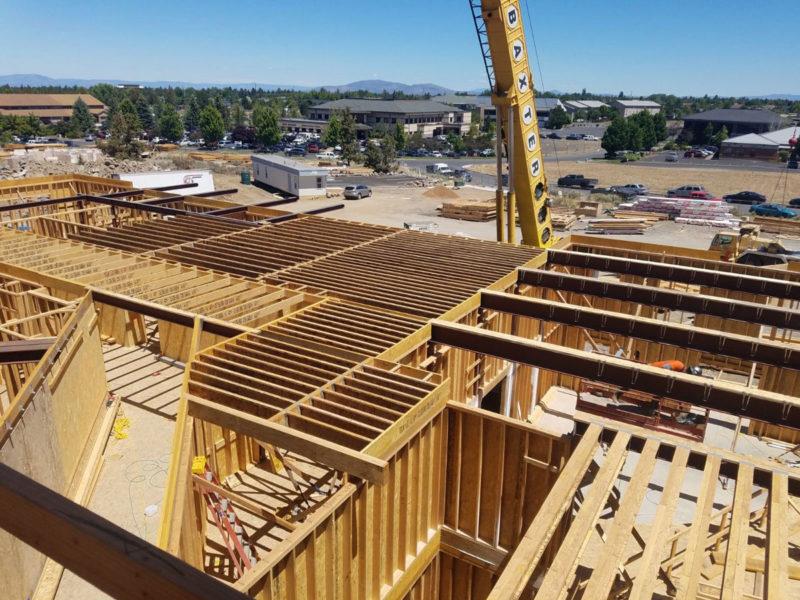 construction contractors bend oregon