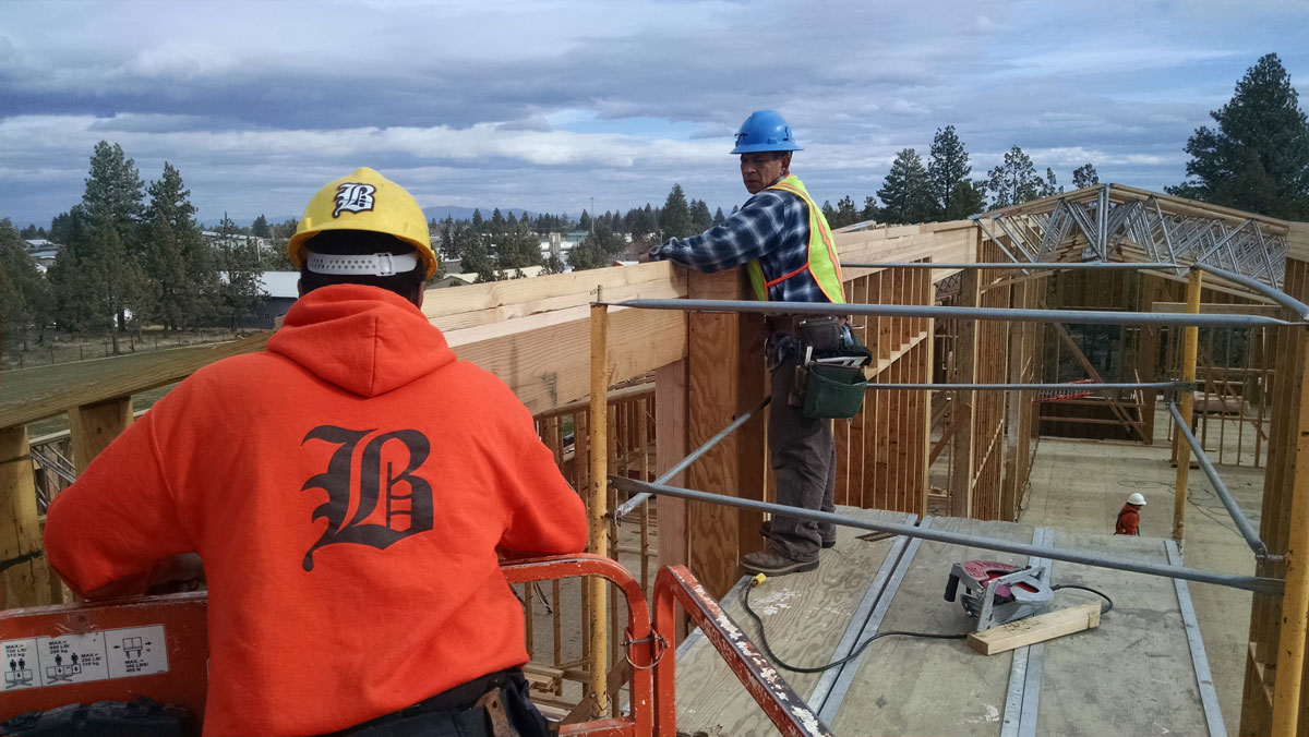 contractor bend oregon