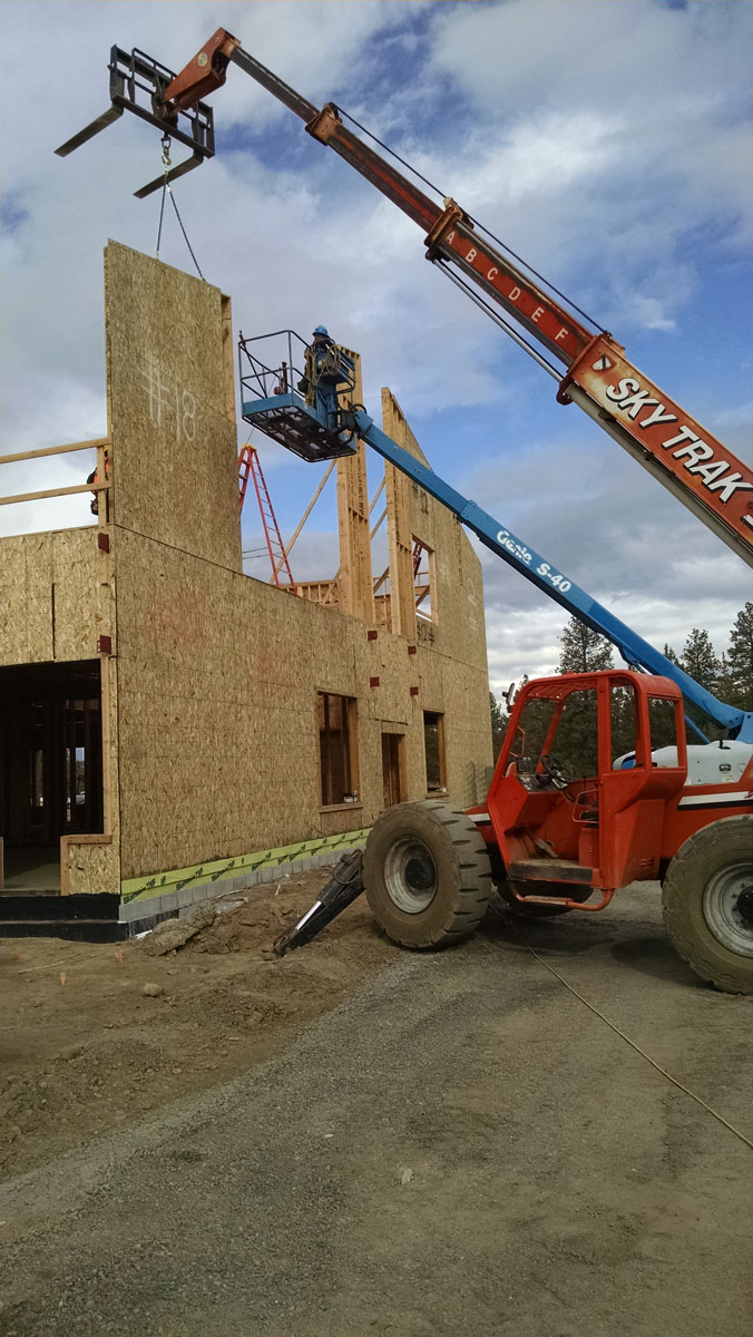 construction contractors bend oregon