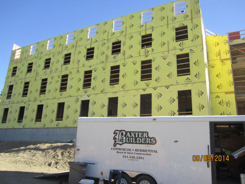 commercial general contractors central oregon