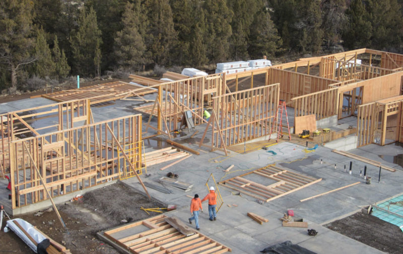 commercial general contractors bend oregon