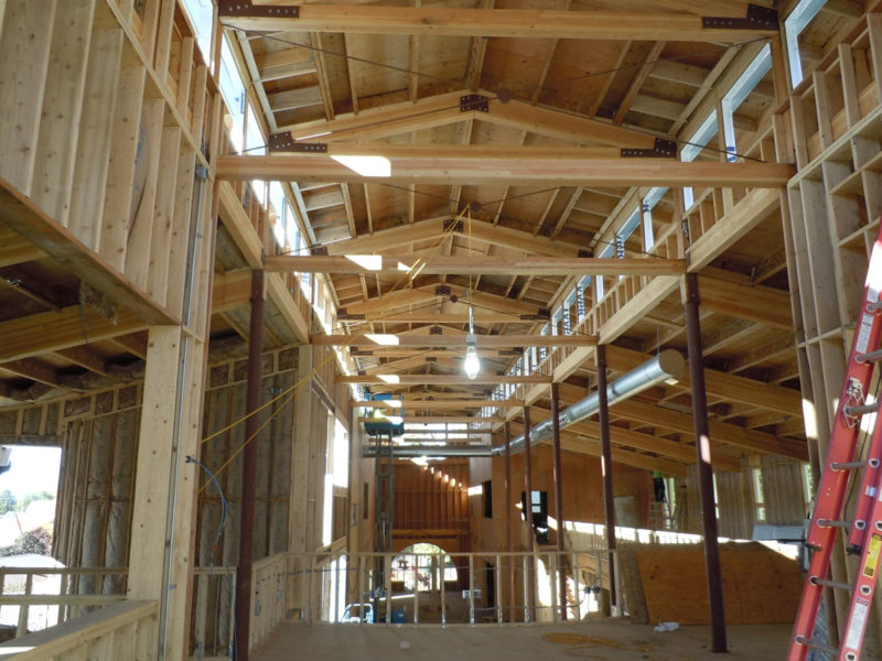 commercial framing bend oregon