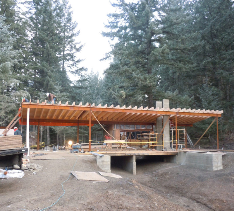 framing contractors central oregon